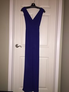 BCBGMAXAZRIA Purple Norah Dress