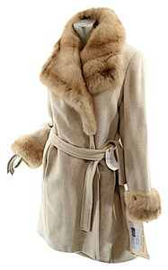 SPRUNG FRERES Paris Sable Fur Coat