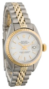 Rolex ROLEX DATEJUST 18K GOLD TWO-TONE LADIES WATCH