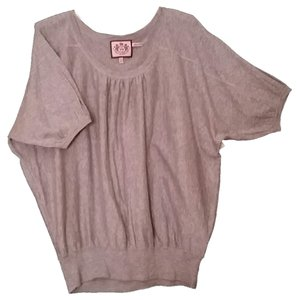 Juicy Couture Lightweight Soft Top Heather Gray
