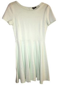 H&M short dress Mint green on Tradesy