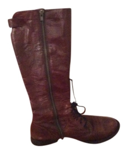 Other Free People Anthropologie Brown Boots