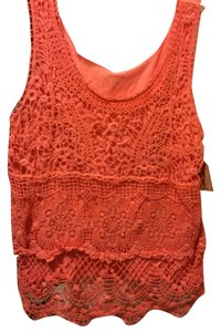 Mudd Top Pink/Coral