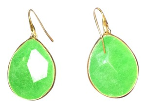 Stella & Dot Stella & Dot Serenity Jade Drop Earrings