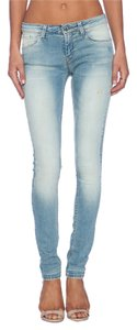 IRO Wash 90s Skinny Jeans-Light Wash
