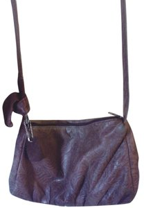 Ombre Distressed Vintage Cross Body Bag
