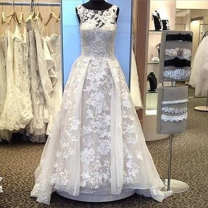 Oleg Cassini Cwg658 Wedding Dress