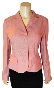 Halogen Jacket Size Medium P1899 pink Blazer