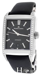 Maurice Lacroix Maurice Lacroix PT6247 Pontos Rectangulaire Diamond Automatic Watch