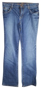 Arizona Jeans Company Straight Leg Jeans-Light Wash