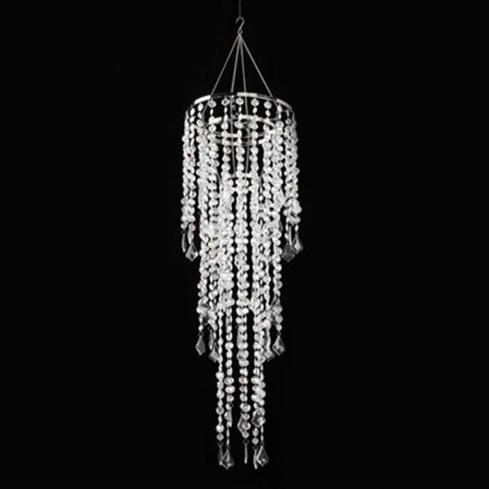 Preload https://img-static.tradesy.com/item/950244/clear-lot-of-2-chandeliers-32-led-bulbs-gemstone-beaded-battery-335-inch-reception-decoration-0-0-540-540.jpg