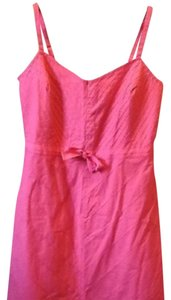 Gap short dress Pink/Salmon on Tradesy