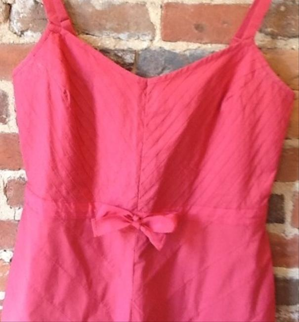 Gap short dress Pink/Salmon Sundress on Tradesy