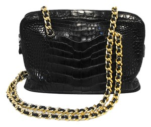 Judith Leiber Alligator Alligator Alligator Handbag Shoulder Bag