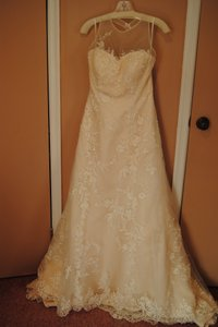 19927 Wedding Dress