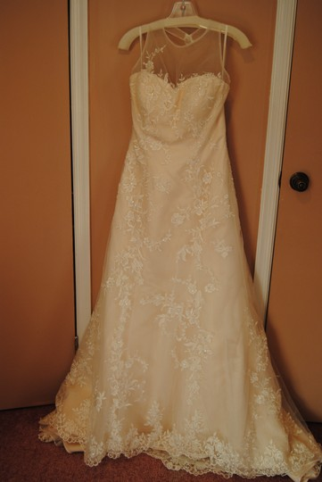 Jacquelin Exclusive Wedding Dress
