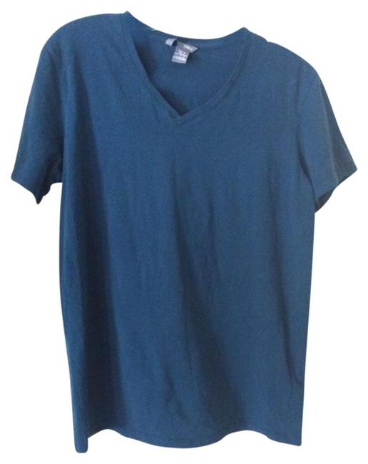 Preload https://item2.tradesy.com/images/h-and-m-teal-comfy-casual-t-shirt-950671-0-0.jpg?width=400&height=650