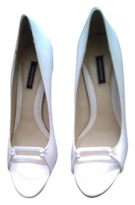 Nordstrom White Pumps