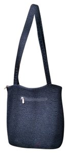 The Sak Crocheted Tote in Black