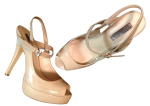 INC International Concepts Nude Pumps