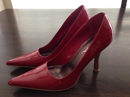 Mia Shoes Red Pumps