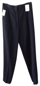 Céline Relaxed Pants Black