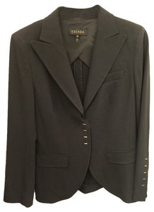 Escada Black- Forest Green Jacket