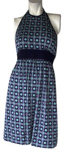 Tory Burch short dress Multi Color Halter on Tradesy