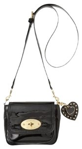 Mulberry for Target Patent Pocketbook Purse Cross Body Bag