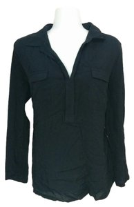 Style & Co Shirt Top Black