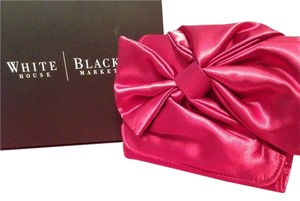White House | Black Market Brand New Wristlet Pink Clutch