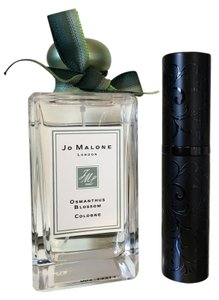 Jo Malone Osmanthus Blossom Cologne Filled in 10ML Black Refillable Purse Spray