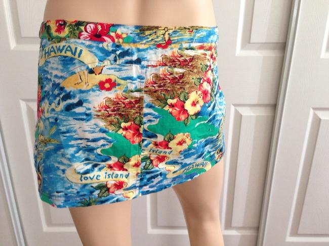 Dolce&Gabbana Italy Mini Skirt Multi
