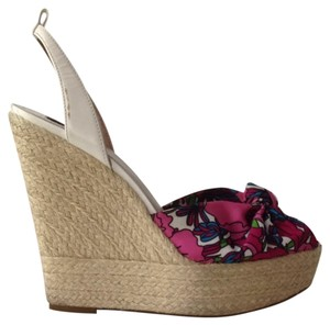 Joan & David Wedges
