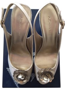 Anne Klein Light gold Sandals