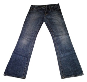 J.Crew J. Crew Jeans Boot Cut Pants BLUE