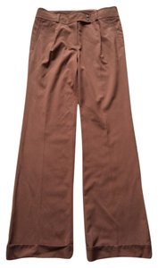 Nautica Trouser Pants Brown
