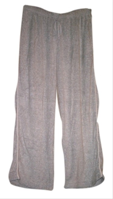 Other Terry Cloth Capris GREY