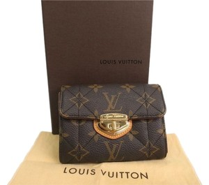 Louis Vuitton Etoile Compact Quilted Monogram Bifold Wallet