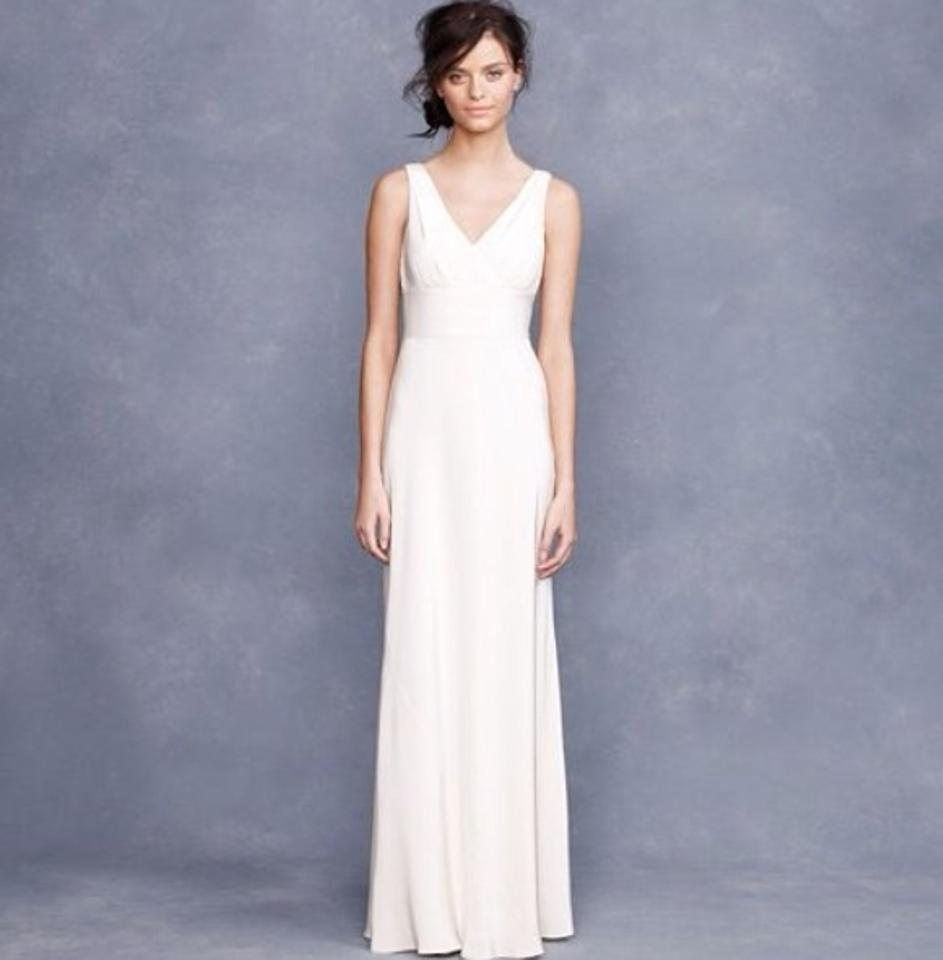 J crew sophia wedding dress tradesy weddings for J crew wedding dresses