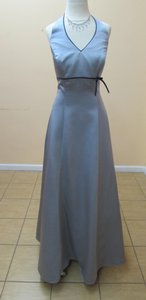 Alfred Angelo Platinum/Navy 6499 Dress