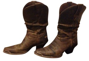 Durango Leather Distressed Brown Boots