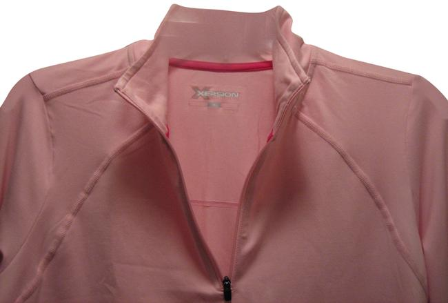 Xersion Pink Breast Cancer Awareness Run Top