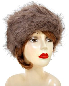 Other Faux Fur Headband Earmuff Winter Accessory
