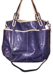 Tod's Satchel in blue