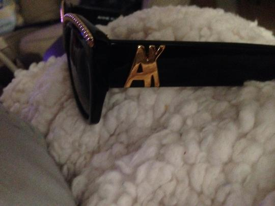 Anne Klein Anne Klein Black Sunglasses