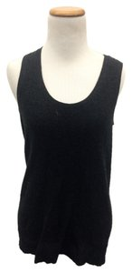 James Perse Top Charcoal