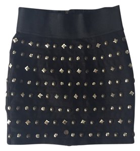 LaROK Mini Skirt Blac