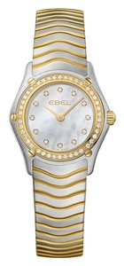 Ebel Ebel Sport Classic Women's Mini Two-tone Diamond Watch #1057902