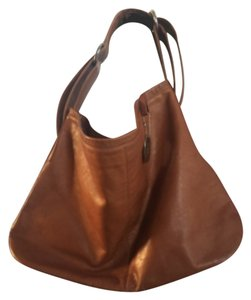 Cape cod leather Hobo Bag